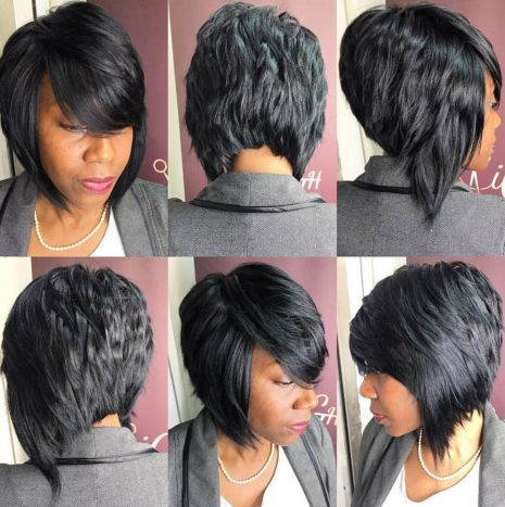 Photo of 60 Showiest Bob Haircuts for Black Women