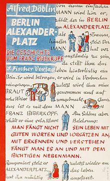 Berlin Alexanderplatz Wikipedia The Free Encyclopedia Berlin Book Cover George