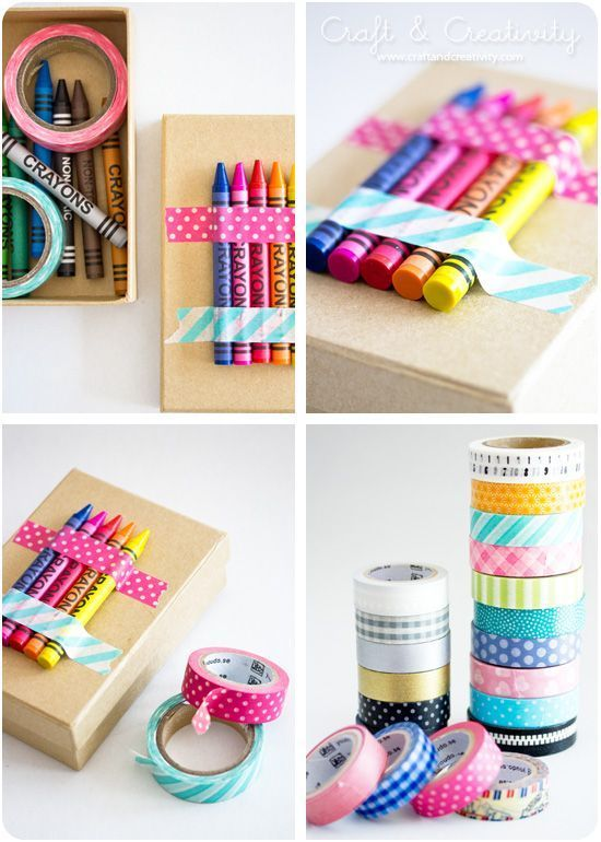 Fun gift wrapping for kids   Events: Gift Ideas   Pinterest ...