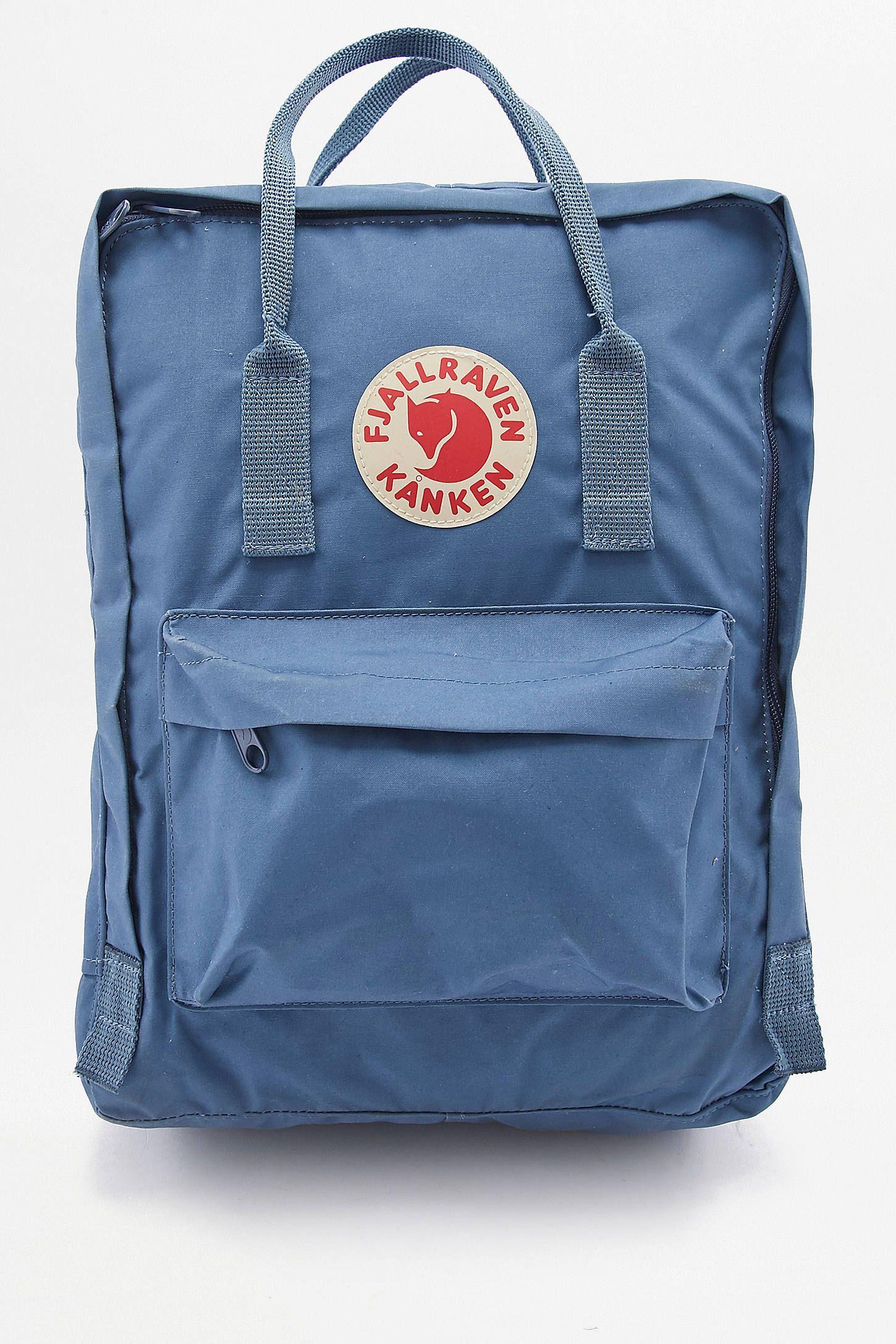dd99f9b5ae Slide View  1  Fjallraven Kanken Blue Ridge Backpack