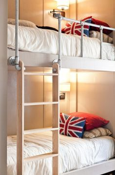 Diy Pipe Bunk Bed Railing Google Search Diy Pipe Cottage Bunk