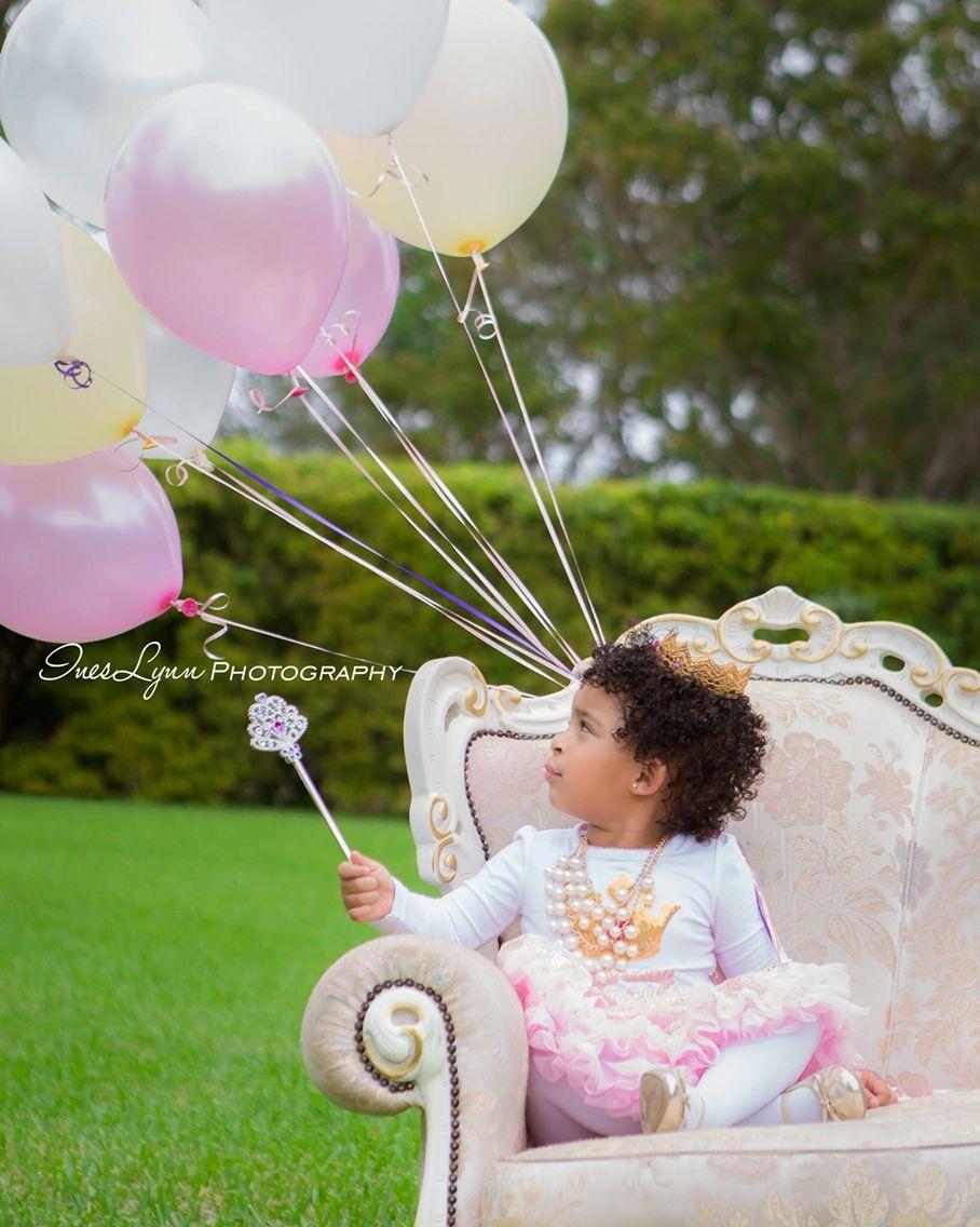 First Birthday Photography Baby Girl First Birthday Photo Idea Second Birthday Phot First Birthday Photography Second Birthday Photos Princess First Birthday