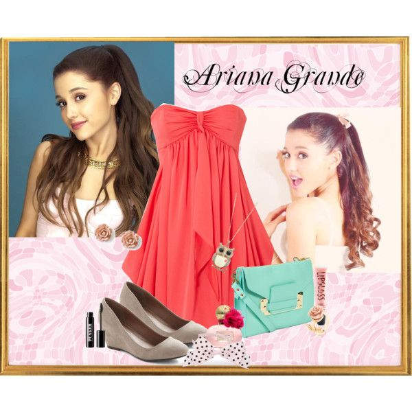 """""""Ariana Grande"""" by toribelle-x on Polyvore"""