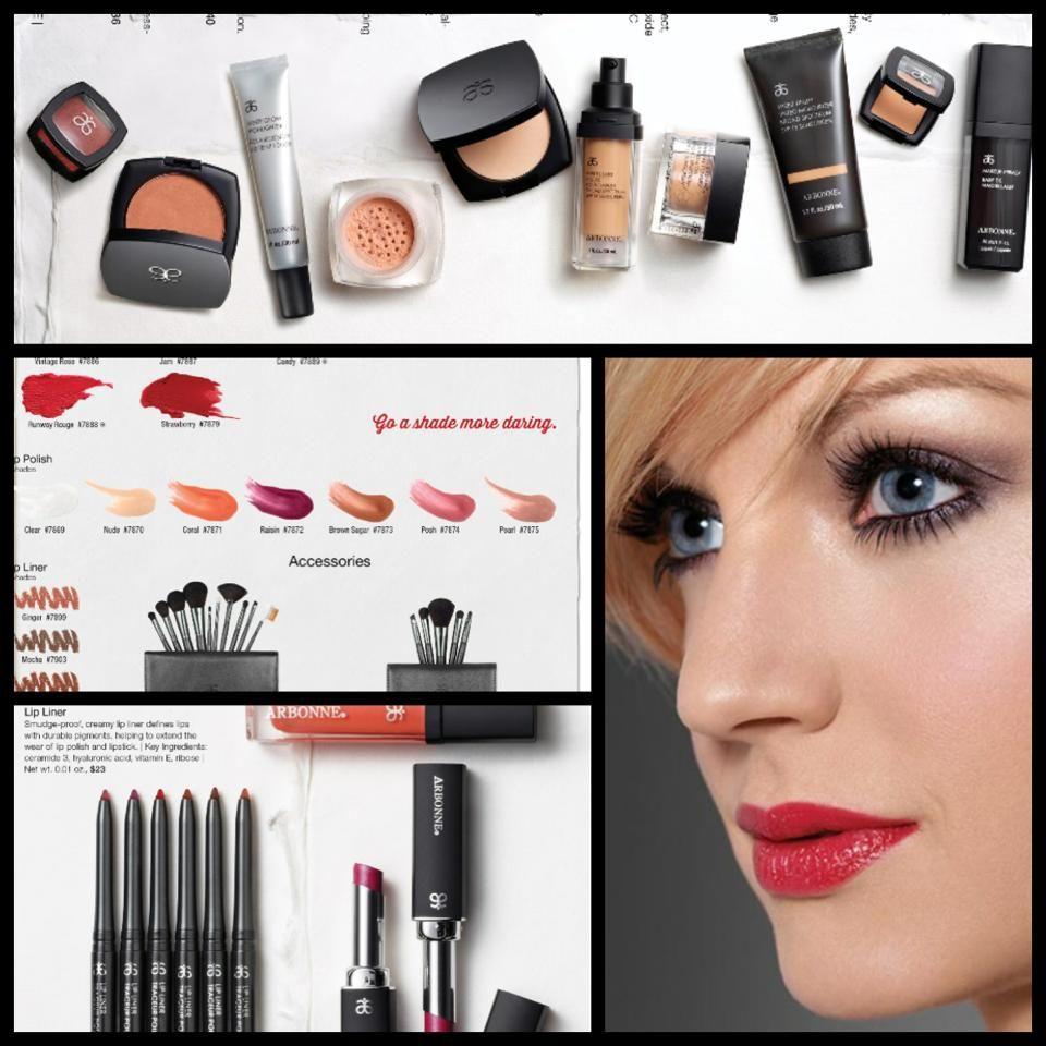 Arbonne Make up! Purest, safest make up you'll ever try. I