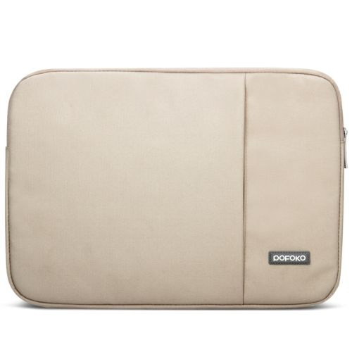 [$7.20] POFOKO Oscar 11.6 inch Waterproof Sleeve Case Bag for Laptop Notebook(Khaki)