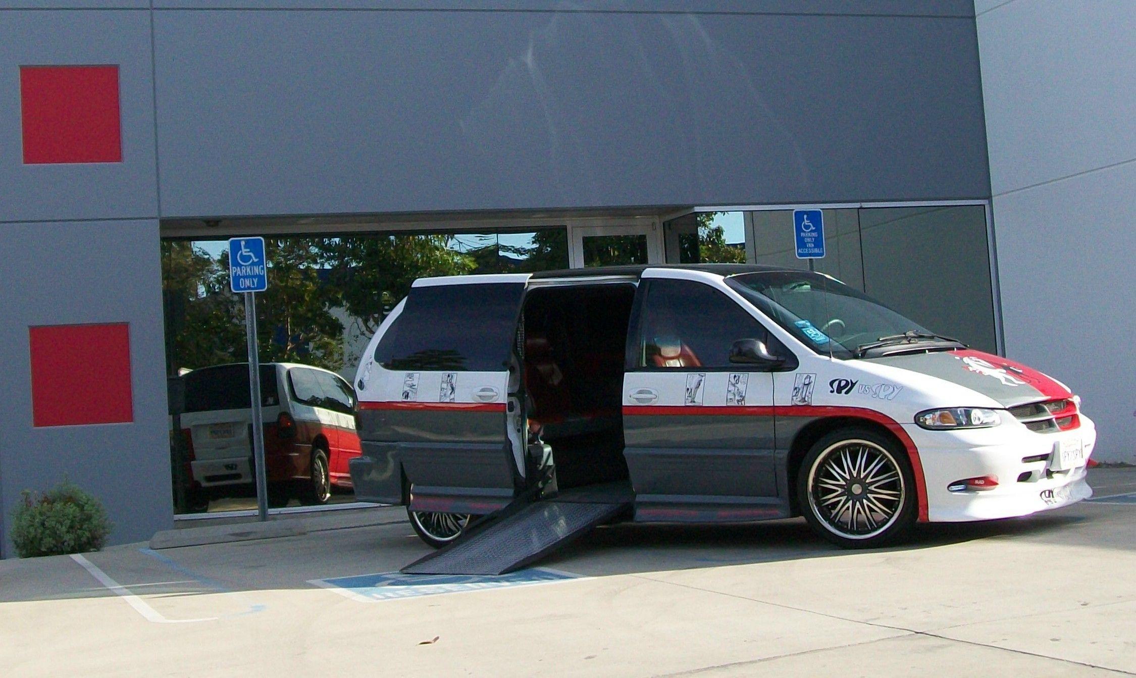 Custom Wheelchair Van Wheelchair Van Cool Vans Van