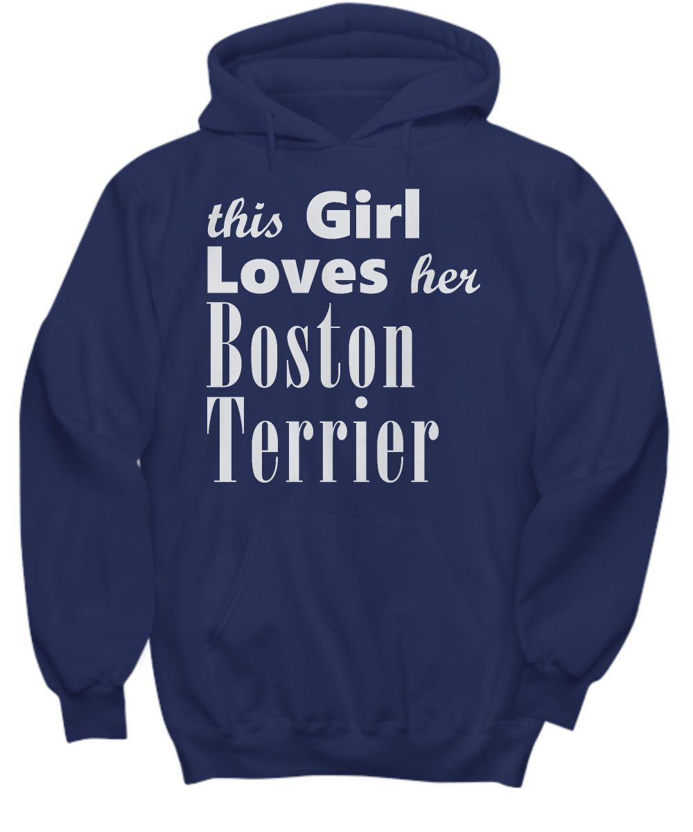 Boston Terrier Hoodie (With images) Golden retriever