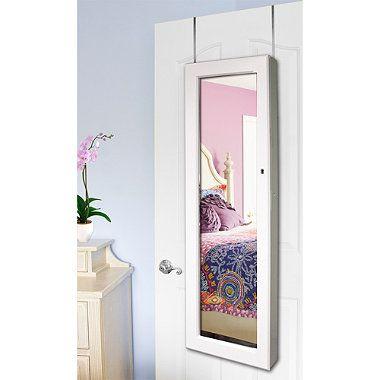 Superieur Buy Over The Door Organizational Mirror From Bed Bath U0026 Beyond