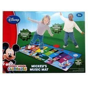 Electronic Dance Mats Disney Junior Mickey Mouse