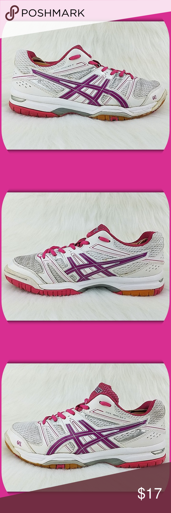 Asics Gel Rocket Volleyball Shoes Volleyball Shoes Asics Asics Women