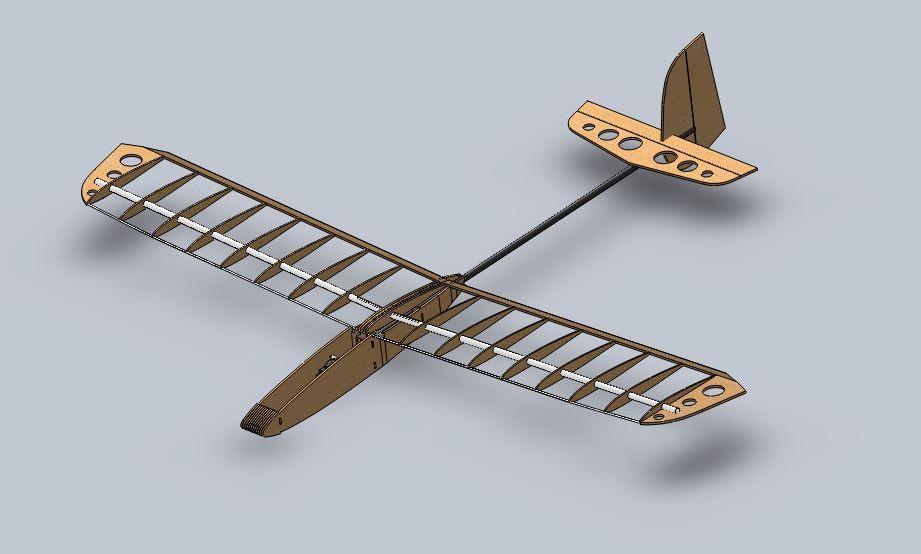 Baukasten Und Bauplane Fur Modellflugzeuge Modellflugzeug Modell Flugzeug