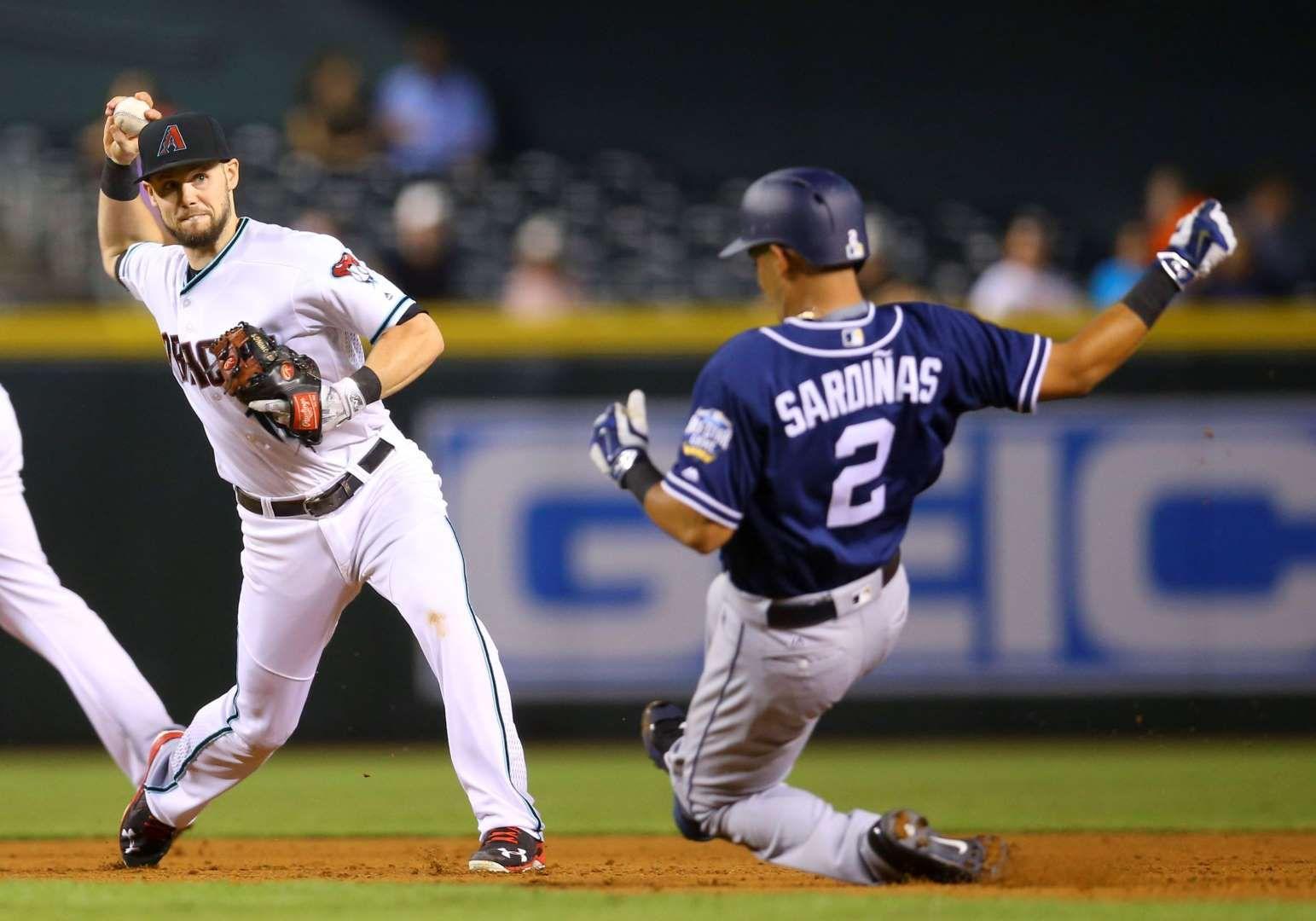 Padres V Diamondbacks Kevin French Icon Sportswire Getty Images Major League Baseball Baseball Major League