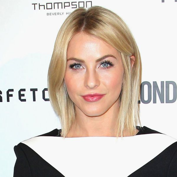 Go Fresh Faced For Spring with Julianne Hough's Beauty Look - theFashionSpot
