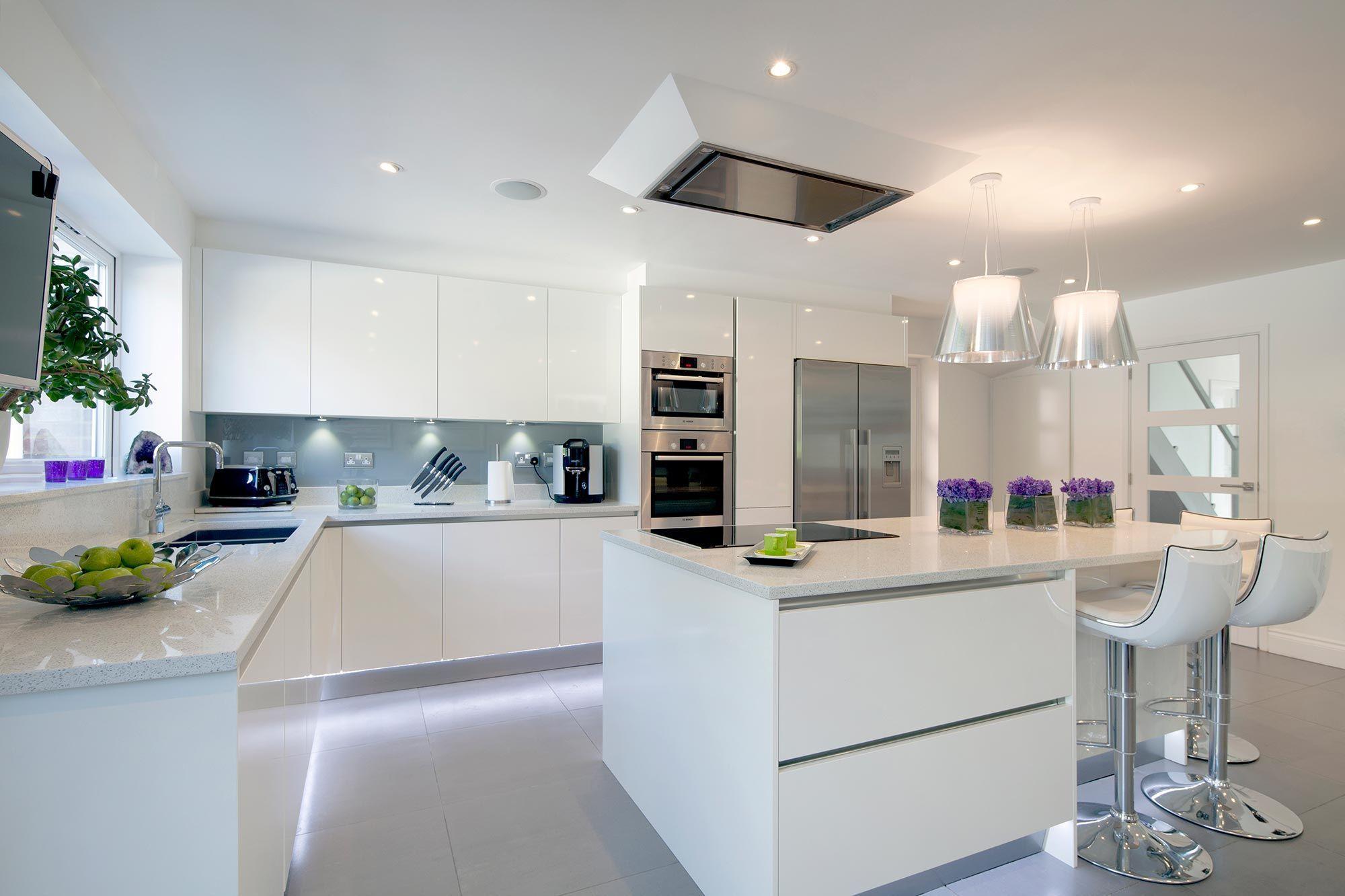 Kitchen Design Ideas #kitchenpantrycabinets