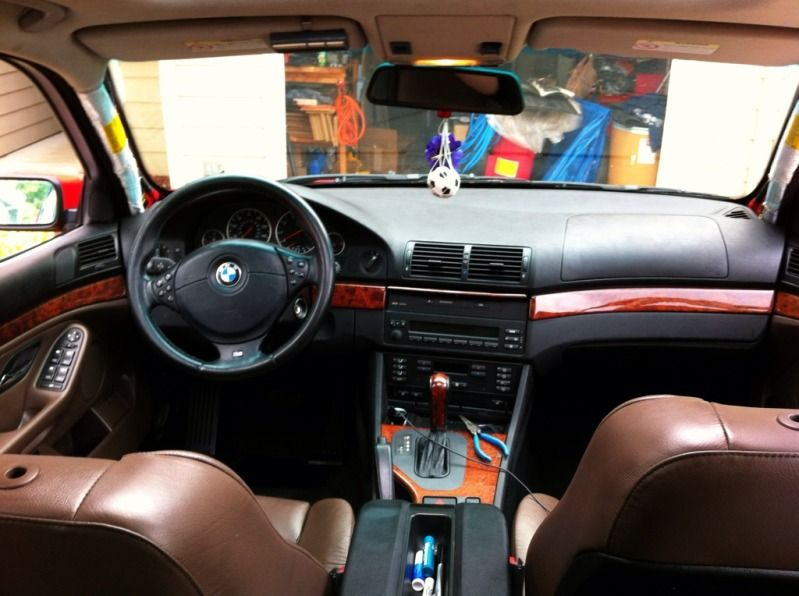 Image Result For Bmw E39 Tobacco Interior With Images Bmw E39
