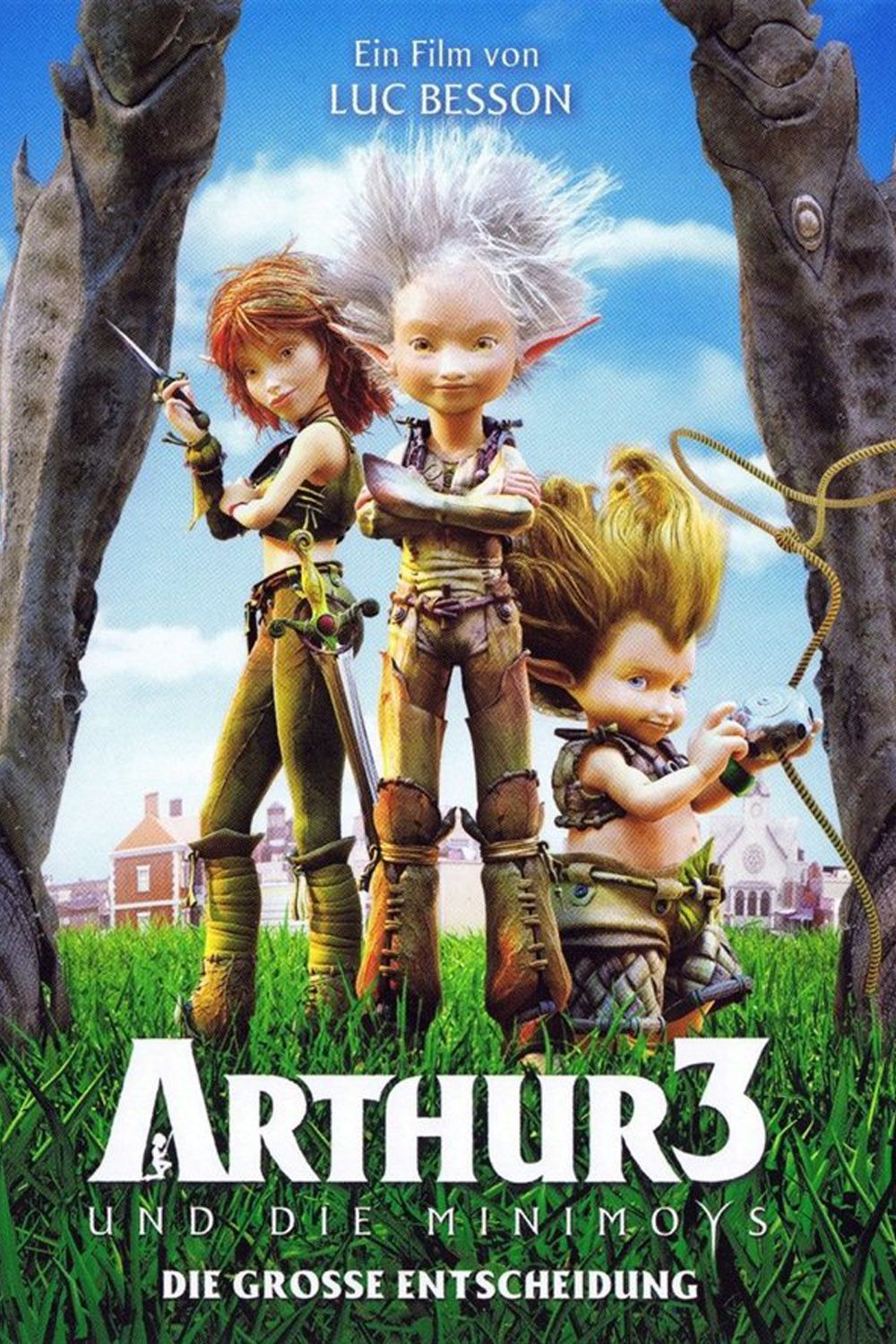 Arthur 3 The War Of The Two Worlds Arthur And The Invisibles Movie Arthur Full Movies Online Free