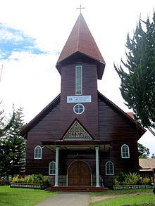 Gereja Batak Karo Protestan North Sumatera Indonesia Kenya