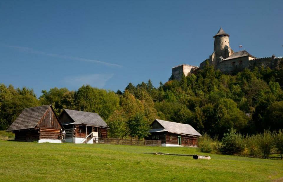 Ľubovniansky hrad / Castle in Stará Ľubovňa