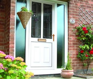 UPVC Doors   Window Warehouse