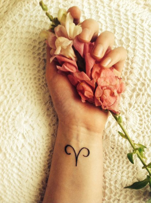 Small Tattoo Ideas And Designs For Women Tattoos Tiny Wrist Tattoos Aries Tattoo
