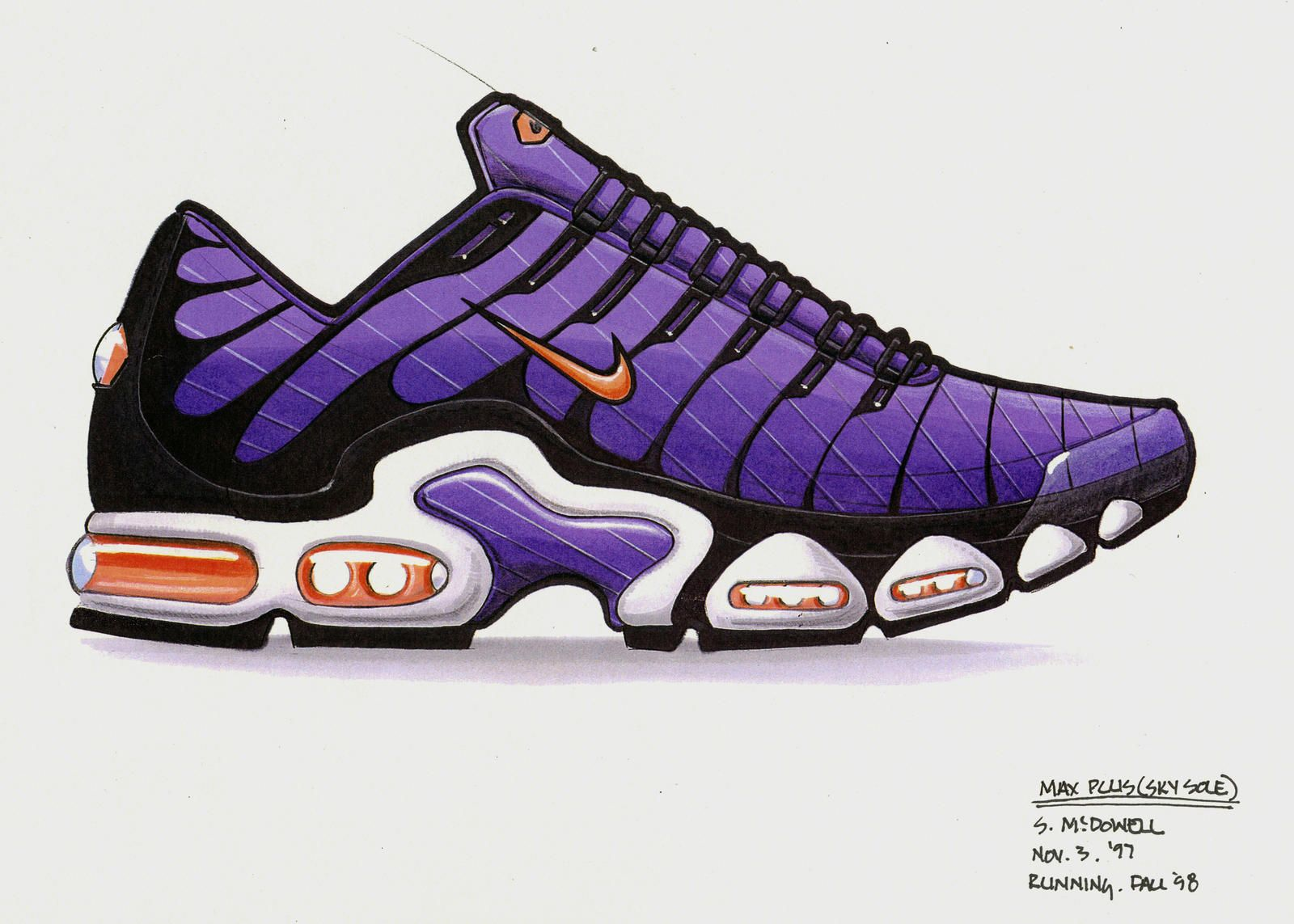 25bf7d0592 The Untold Story of the Nike Air Max Plus | Beauty | Nike air, Nike ...