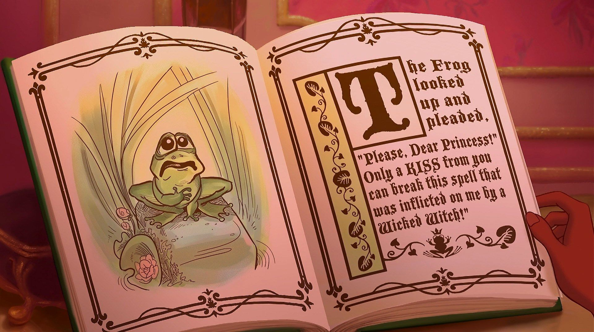 Screencaps The Princess and the Frog 2009 | The Princess and the Frog (2009) - Disney Screencaps