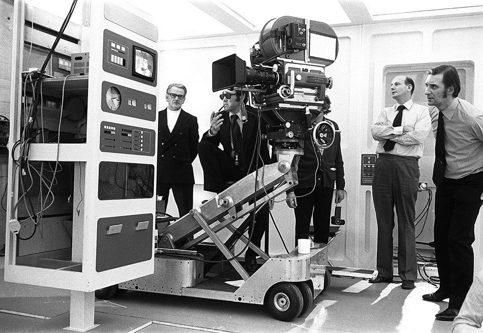 Behind the scenes of Space:1999