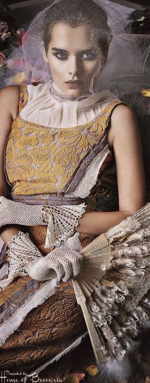 ~Mørk Hansen & Prada by Kelly Klein for Vanity Fair Italia 25th February 2015 | House of Beccaria#