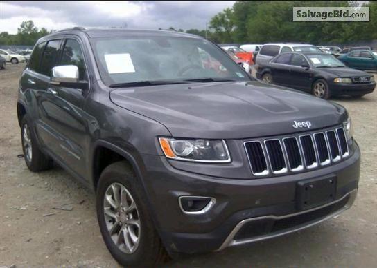 2014 Jeep Grand Cherokee Vin 1c4rjfbg6ec335349 Jeep Grand