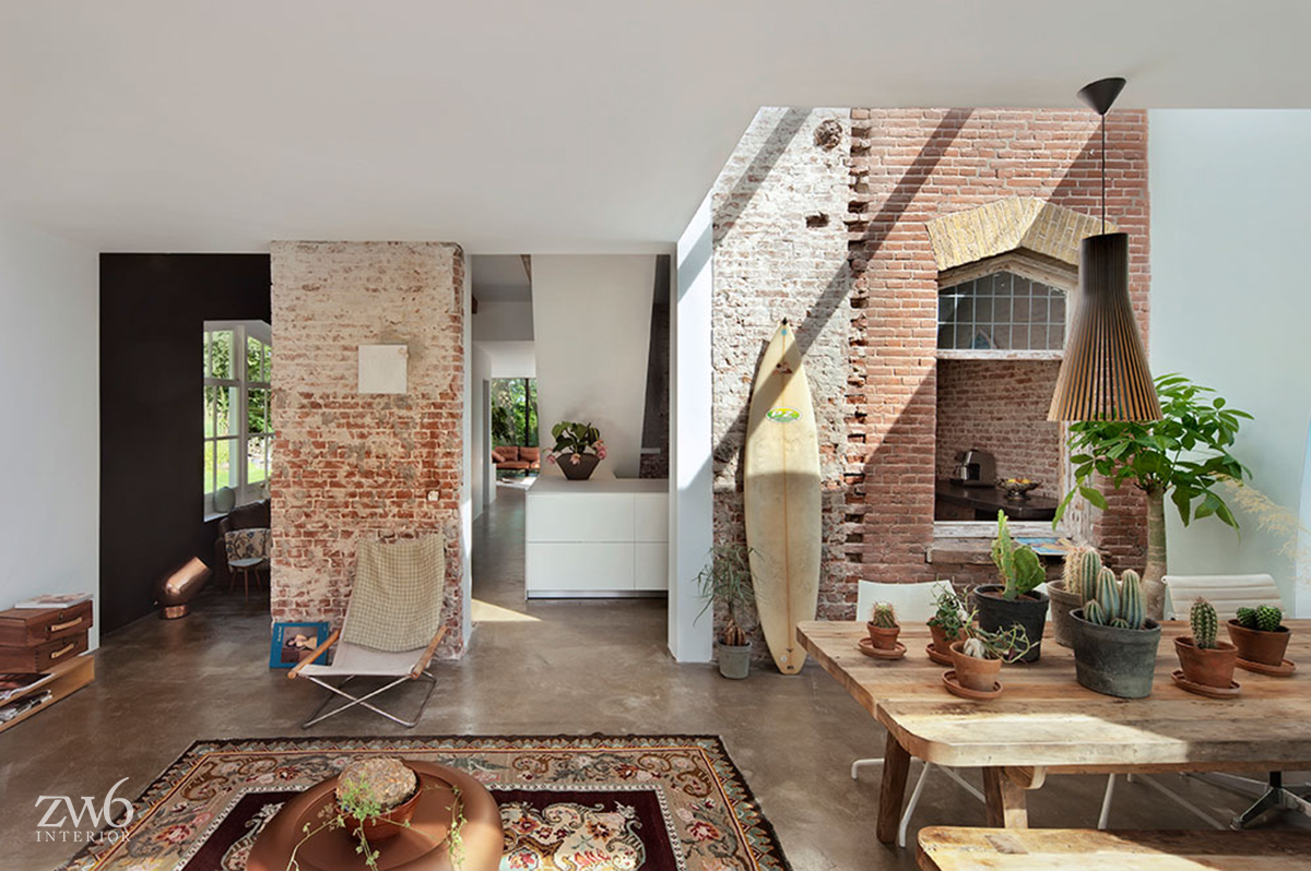 Stunning Maison Ancienne Et Moderne Images - Design Trends 2017 ...
