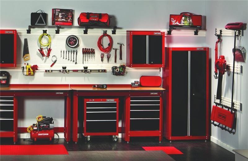 Garage Garage Interior Garage Cabinets Garage Design