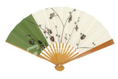 Chinese Fan Art Design