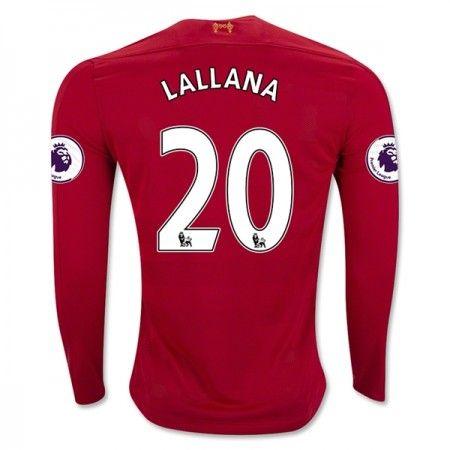 Maillot THIRD Liverpool Adam Lallana