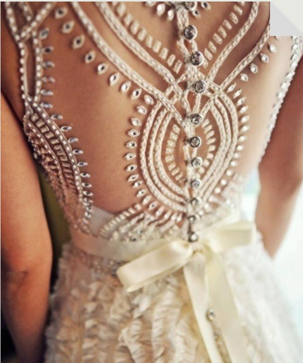 the back of this dress!!!