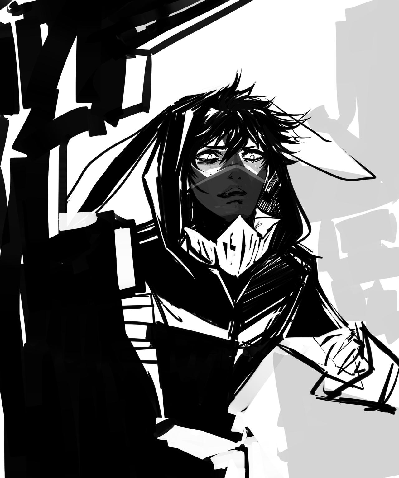 Villain Deku X Reader Angst