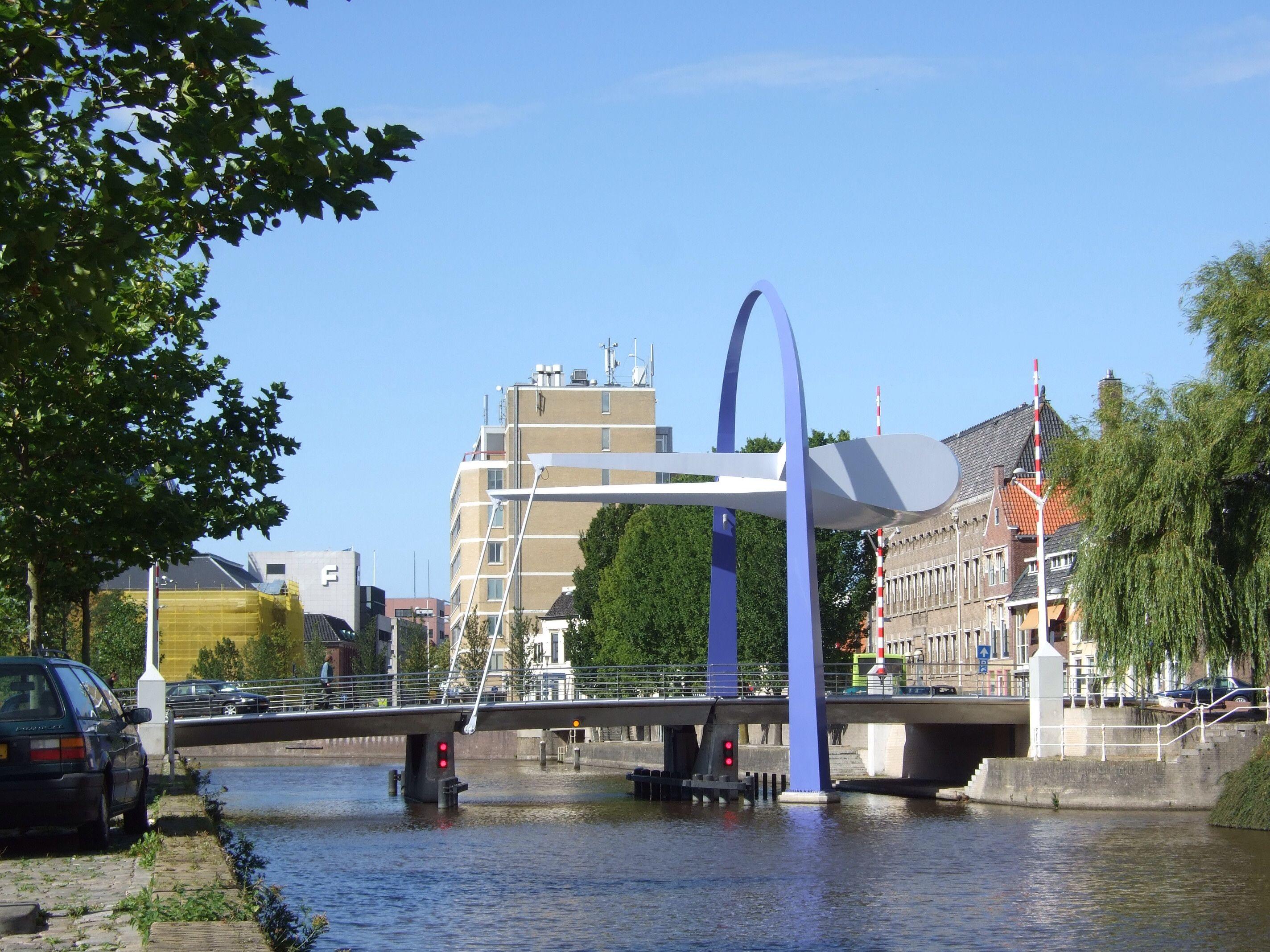 Poortbrug, Leeuwarden
