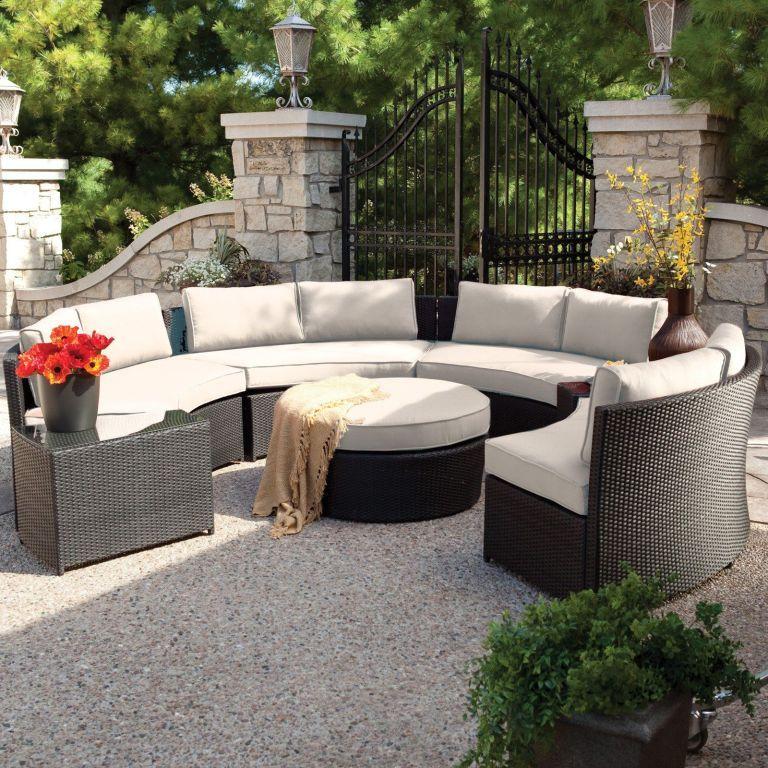 47 Modern Patio Furniture Modern Landscape Silahsilah Com