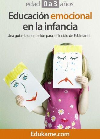 Educación Emocional En La Infancia Educacion Emocional Infantil Educacion Emocional Educacion