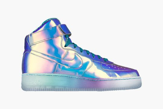 Nike Air Force 1 Premium AS iD Option All Star Iridescent
