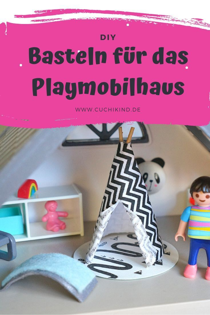 Playmobil-Hack: Umstyling des Stadthauses - Cuchikind