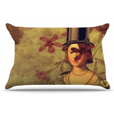 East Urban Home The Key by Suzanne Carter Pillow Sham Size: King
