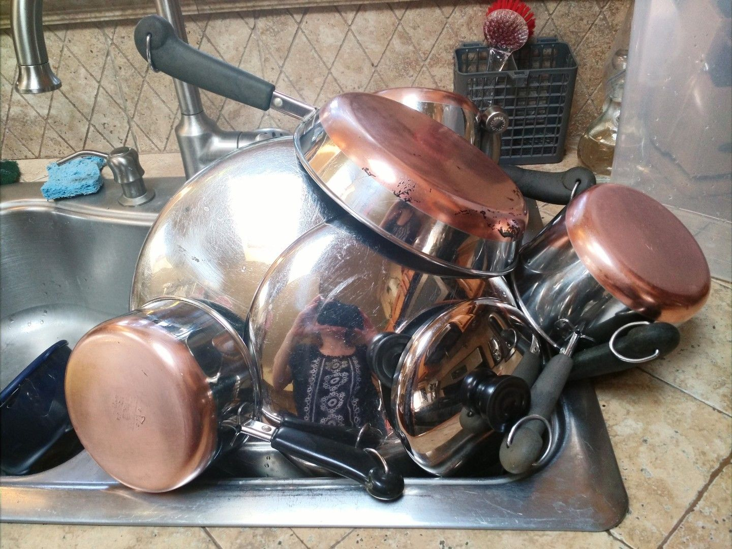 Finally all done revere ware selling on ebay how to