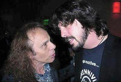 Dio & David Grohl