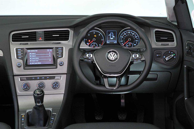 Vw Golf Mk7 Interior Volkswagen Golf Hatchback Volkswagen