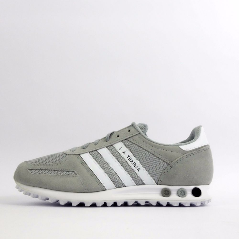 Adidas Originals LA Trainer Grey Casual Shoes - Men
