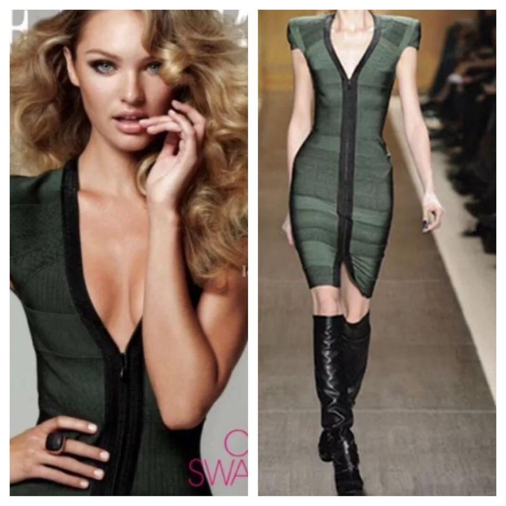 Herve leger style dress ebay