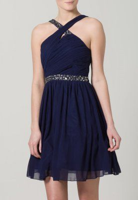 Little Mistress Cocktailkleid Festliches Kleid Blue Dresses