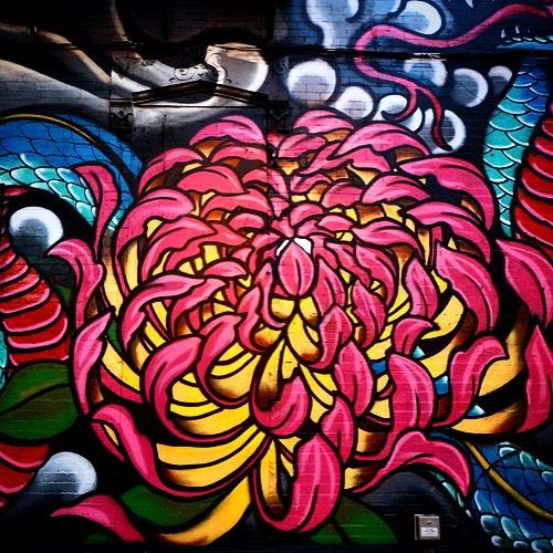 Color bomb:: Street art in Williamsburg BK continued  photo by @theglobalnomad  #streetart #graffiti #BK #williamsburg #newyork #color #createexploretakeover #newyork_instagram #doyoutravel #brooklyn #wanderlust #yolo #bucketlist #newyorkcity #liveworkcreate #livefolk #adventurevisuals #streetartist #killeverygram #travelporn #streetarteverywhere #streetartistry #streetartphotography #graffitiart #graffitiporn #streetartnyc