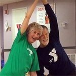Healthy living: Health, well-being and fitness. Group physical activity classes,...,  #activity #cla...