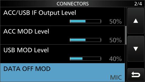 Icom IC-7300 Digital Mode Settings | IC-7300